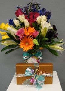 birthday flower delivery las vegas