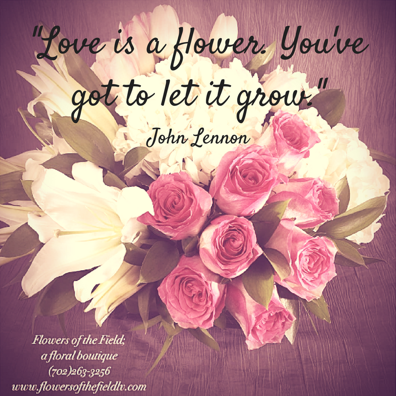 Love Is A Flower Youve Got To Let It Grow John Lennon
