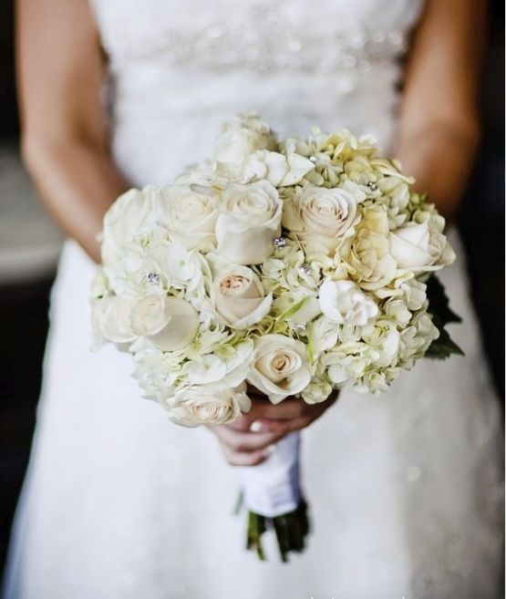 Wedding Flowers Bouquet Ideas: 5 Winter Wedding Bridal Bouquet Ideas