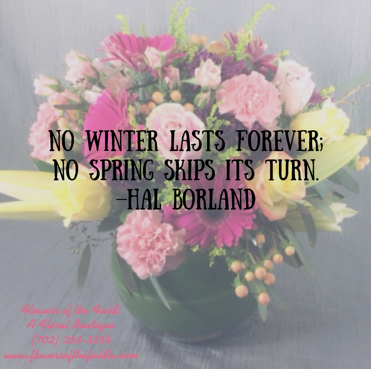 5 quotes about spring and flowers flowers of the field las vegas flower boquets in las vegas mightylinksfo
