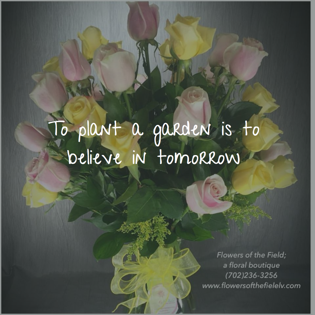 Quotes About Bouquets Of Flowers: 7 Lovely Quotes About Flowers And Gardens