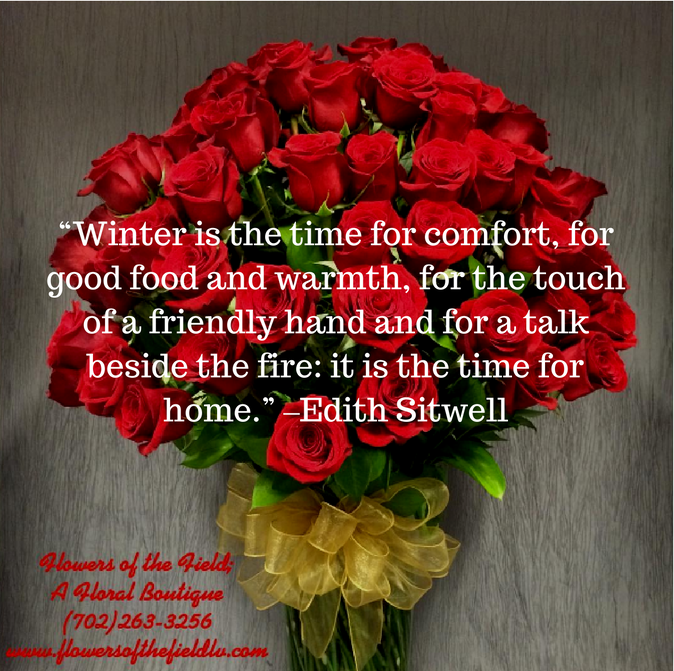 winter quotes about nature flowers of the field las vegas
